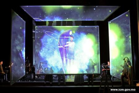「第二十六屆澳門藝術節」表演相片