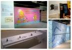 《木積積廿廿年漫畫空間展》觸感地圖及展覽環境介紹