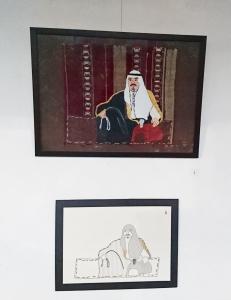 「多一點藝術節2015」重點展覽-藝術筆友:沙地阿拉伯作品相片