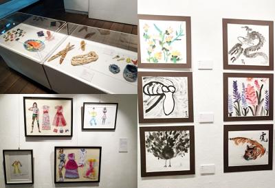 「多一點藝術節2015」重點展覽-展區三:展能藝術培訓與藝術筆友相片