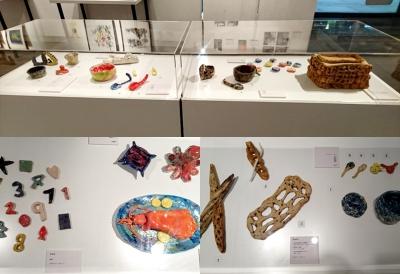 「多一點藝術節2015」重點展覽-展能藝術培訓:陶藝工作坊作品相片