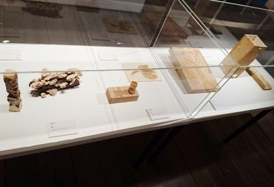 「多一點藝術節2015」重點展覽-展能藝術培訓:慢工細活雕塑教室作品相片