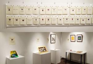 「多一點藝術節2015」重點展覽-展區二:參加者故事區相片