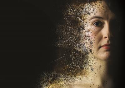 無限亮:《感官重組》宣傳圖像