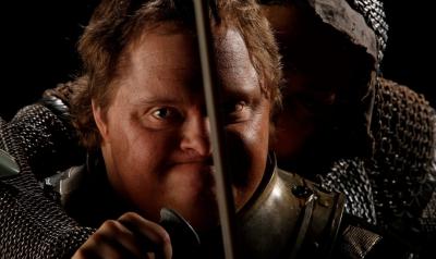無限亮:新世界劇場《亞瑟王之夜》宣傳圖像