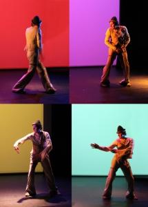 法國五月藝術節2019:朱利安·高拓《即興默劇王》